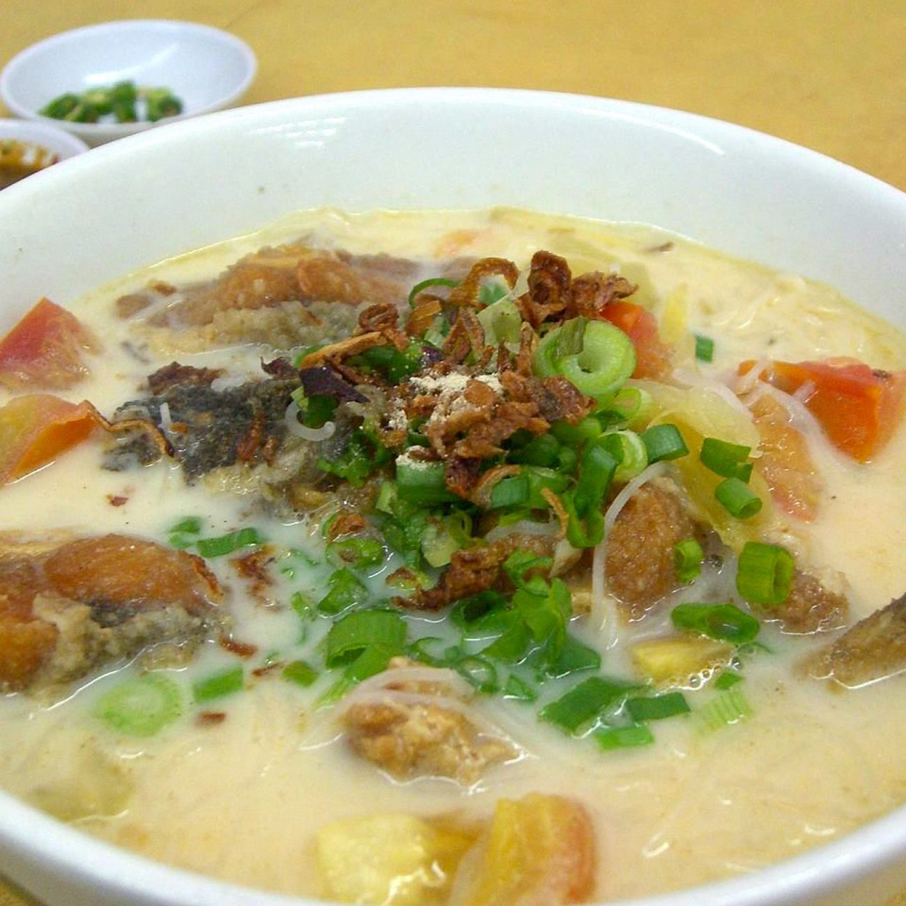 Fish Head Noodle (鱼头米粉)