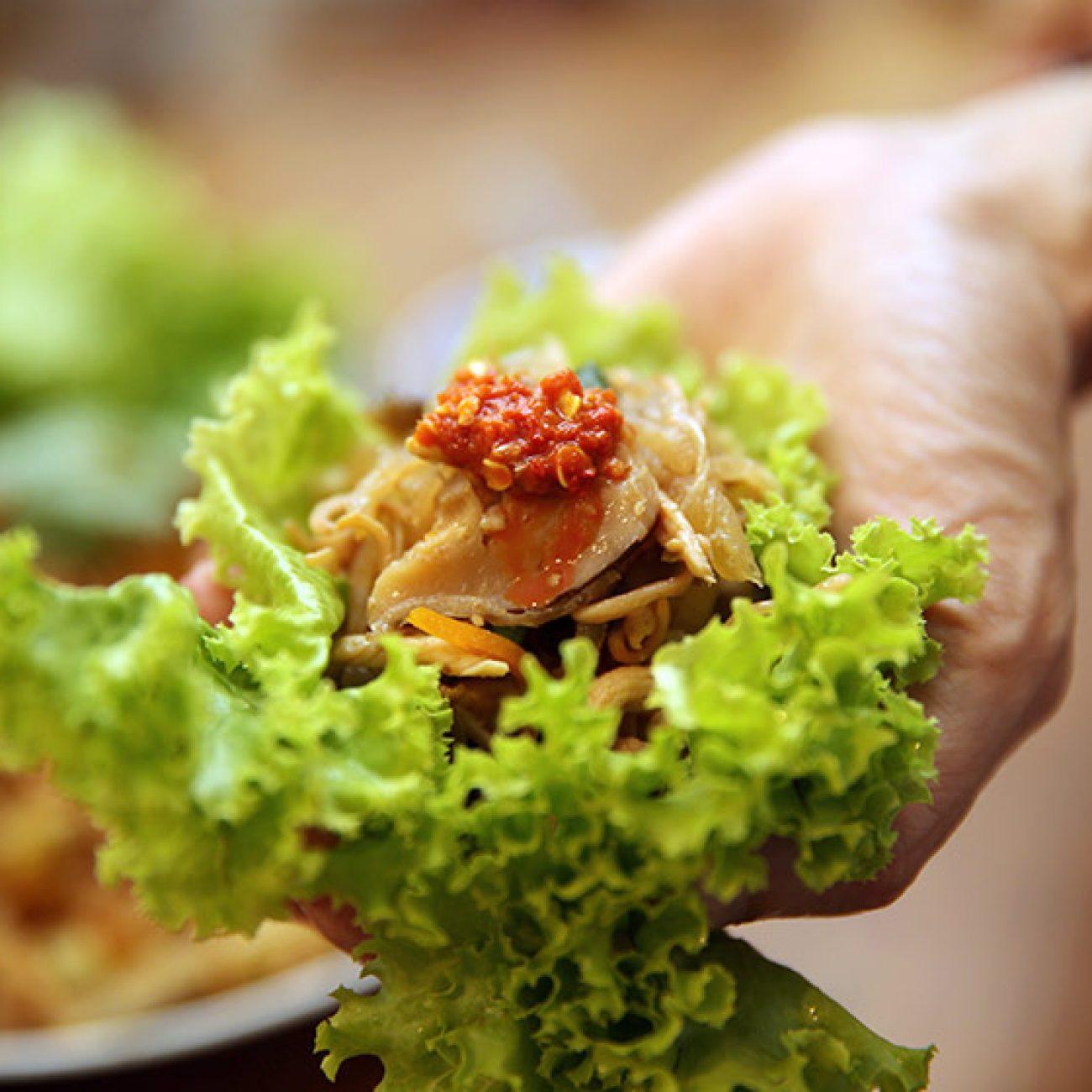 Stir Fried Cuttlefish and Jicama (Jiu Hu Char)