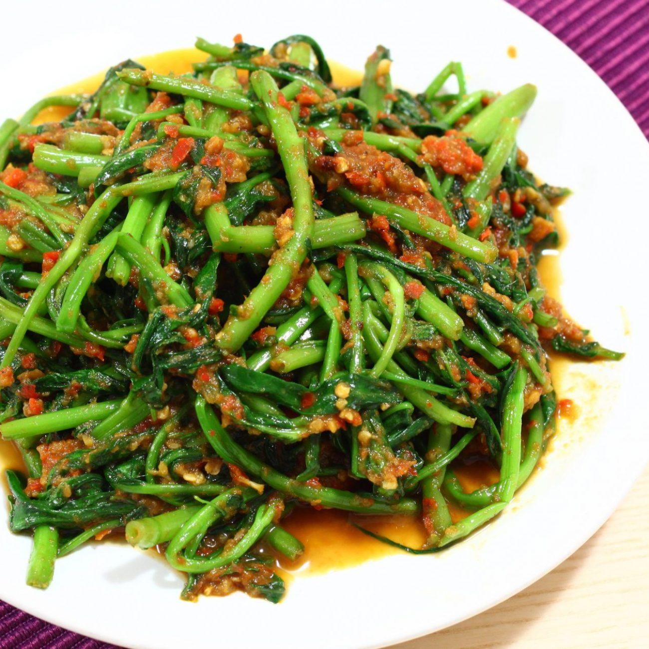 Kangkung Belacan (马来风光 Ma Lai Fung Kwong)