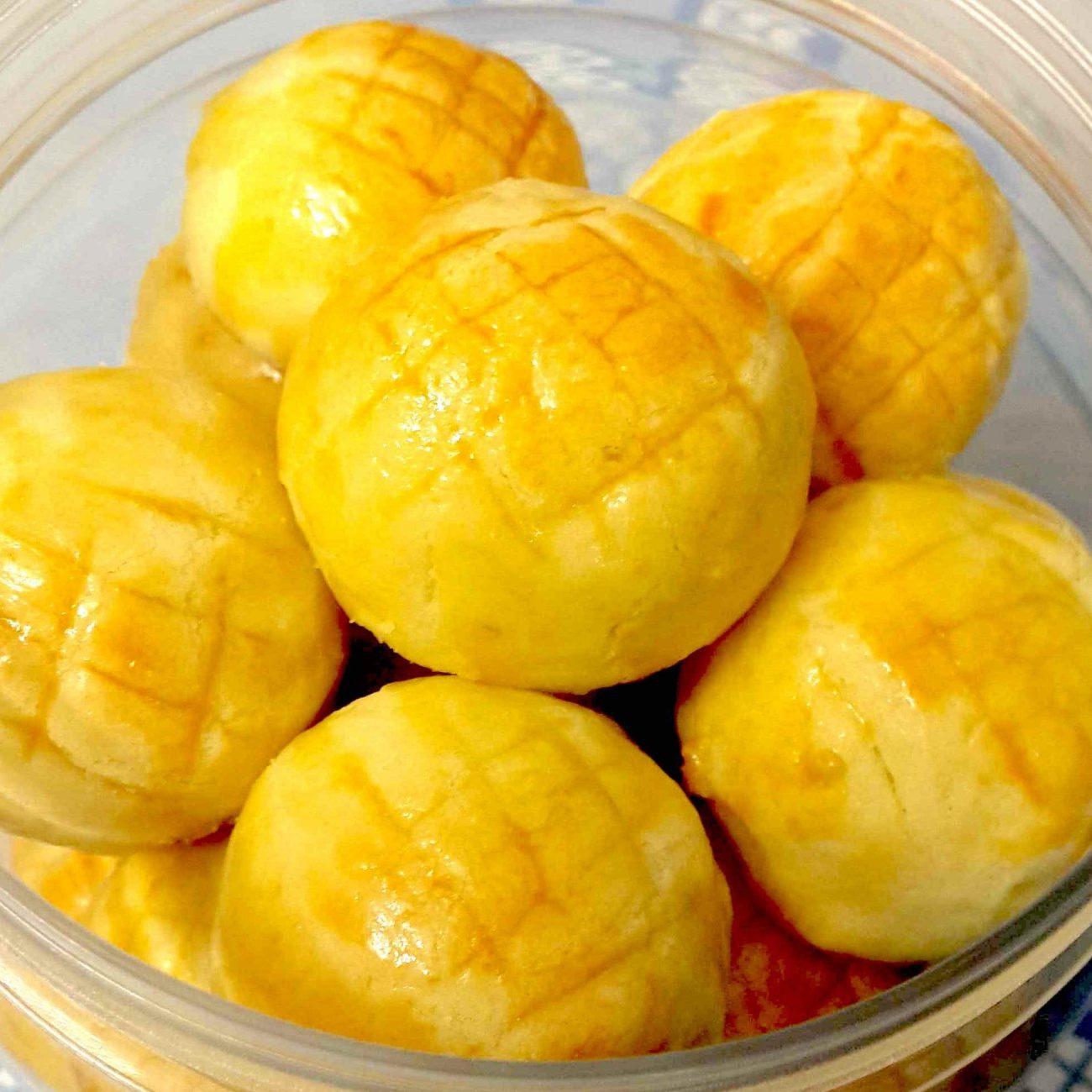 Pineapple Tart Balls
