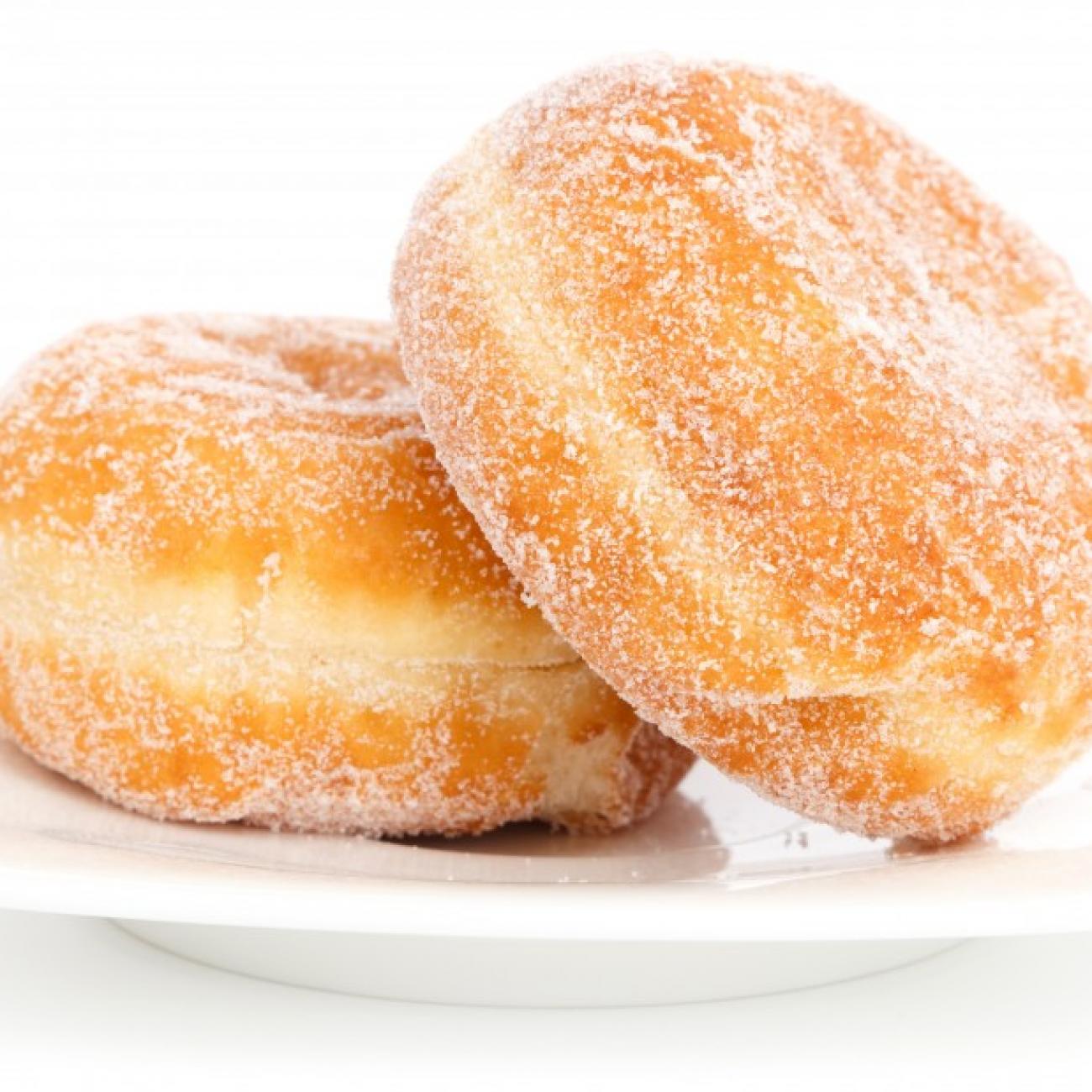 Yeast Dough Doughnuts