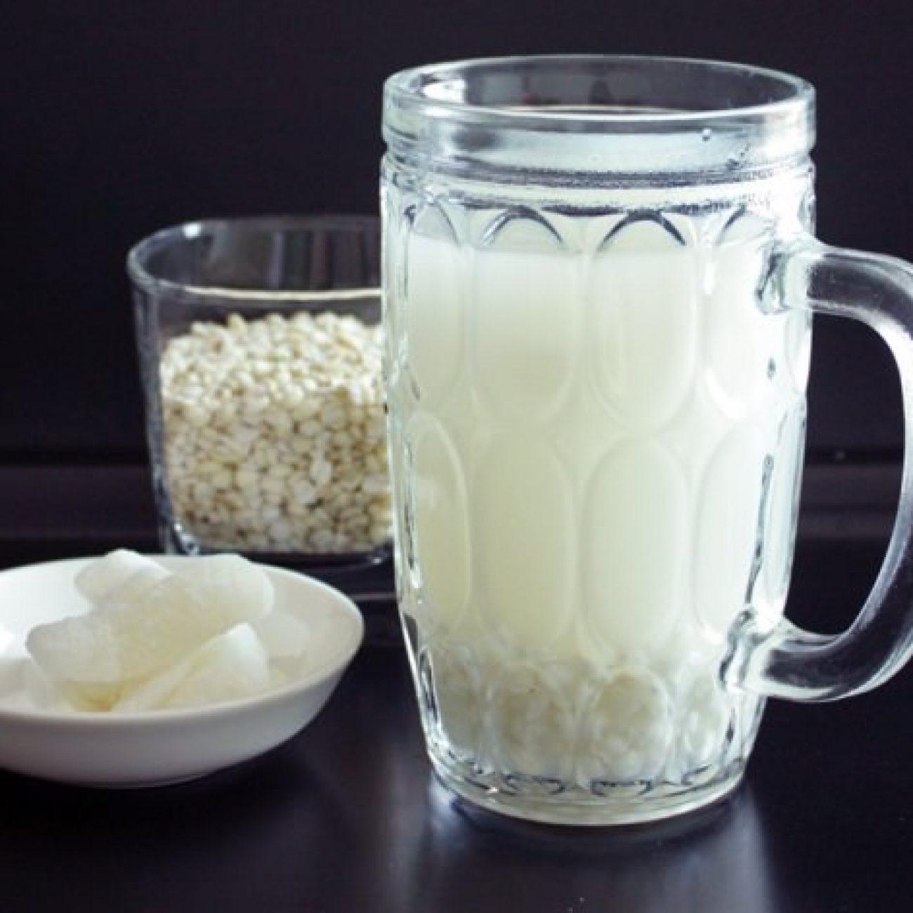 Barley Drink (薏米水 Yimi Shui)